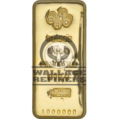 1 Kilo PAMP Suisse Gold Bar (New