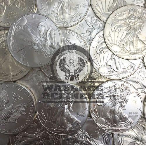 1 oz American Silver Eagle Coin (Random Year