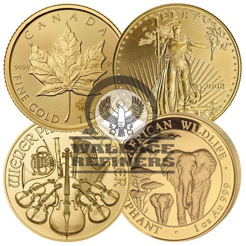 1 oz Gold Coin (Varied Condition