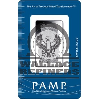 1 oz PAMP Suisse Palladium Bar (Varied Styles w/ Assay)