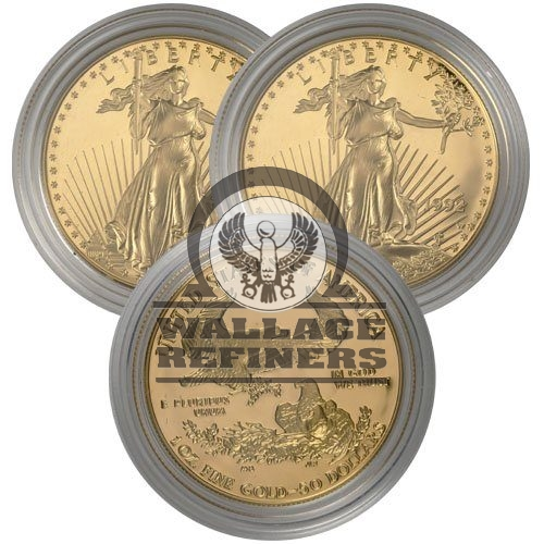 1 oz Proof American Gold Eagles (Random Year