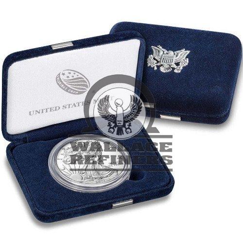 1 oz Proof American Silver Eagle Coin (Random Year