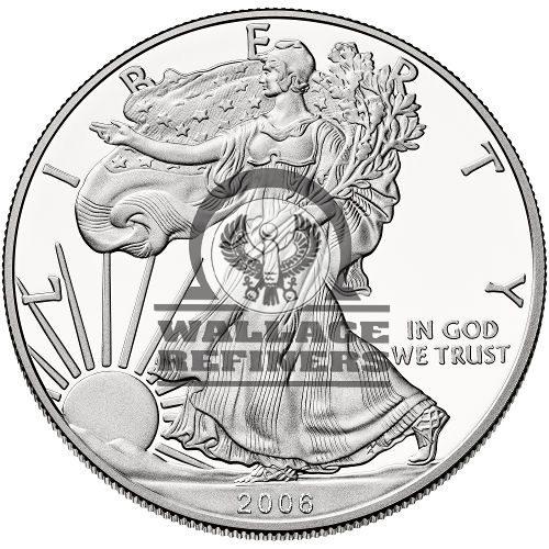 1 oz Proof American Silver Eagles (Random Year