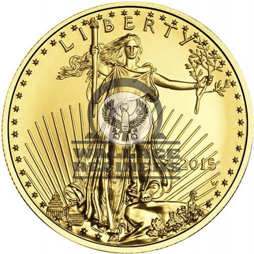 1/10 oz American Gold Eagle (Random Year