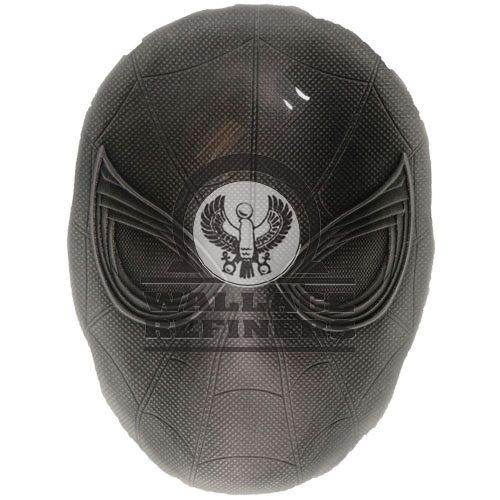 2019 2 oz Antique Fiji Marvel Spiderman Mask Domed Coin (Box + CoA)