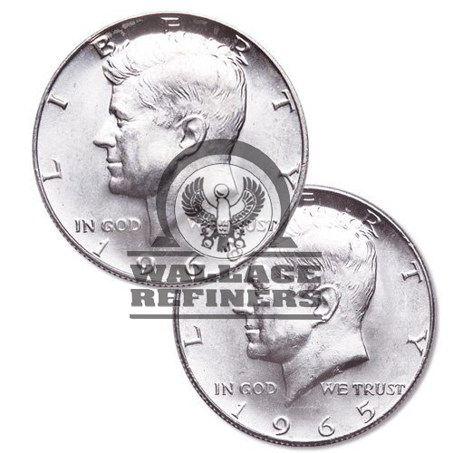 40% Silver Coins ($1 FV)