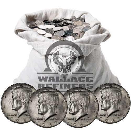 40% Silver Coins ($1