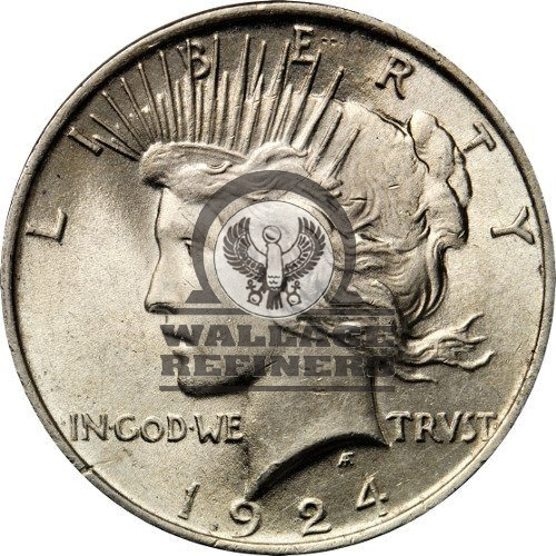 Peace Silver Dollar Coin (1922-26