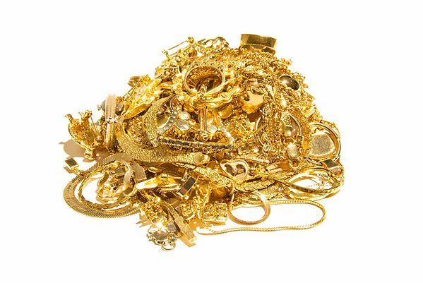 Scrap Jewelry Refining