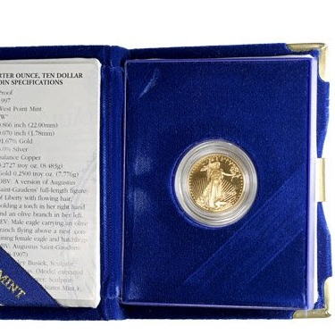 Wallace Precious Metals is now offering the highly sought after American Gold Eagle coin. Protect your assets with gold…