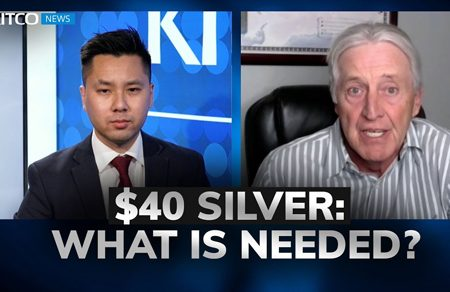 Is $40 silver price possible in 2021? Peter Hug answers