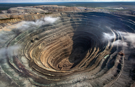 ALROSA has the best manufacturing execution system in mining