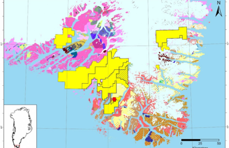 AEX expands its gold holdings in Greenland