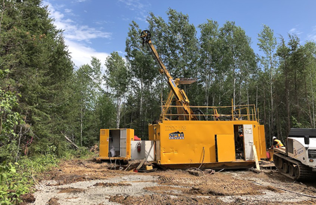 Backed by Eric Sprott, Galleon Gold initiates permitting at West Cache