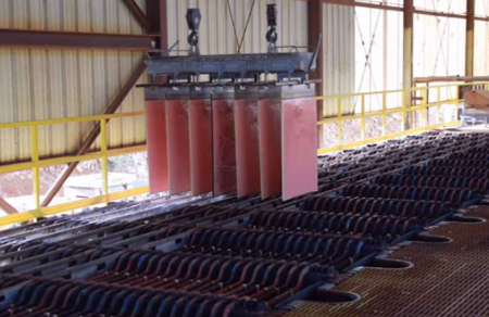 Excelsior pours first cathode at Gunnison, becomes newest copper producer in the US