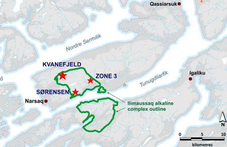 Greenland initiates permitting consultation on massive Kvanefjeld project
