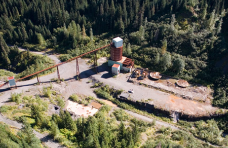 New Carolin plans to capitalize on gold tailings near Vancouver