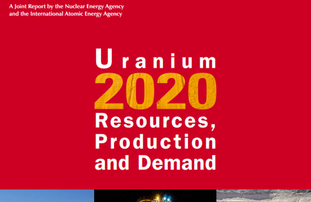 New IAEA data shows no shortage of uranium for global nuclear energy programs