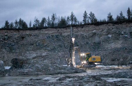 Otso gears up for gold production in Finland