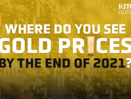 Retail investors see gold prices pushing through $2,300 an ounce in 2021