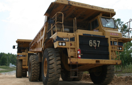 Number one, two miners launch haul truck electrification challenge, winner to receive 'recognition'
