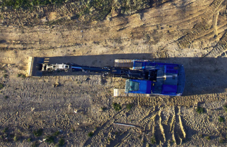 Watch 21 years of mining at the massive Collahuasi in 21 seconds